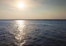 Lago atrasado Fotos de Stock Royalty Free