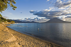 Lago Attilan Stock Photos