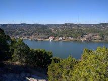 Lago Austin fotografie stock libere da diritti