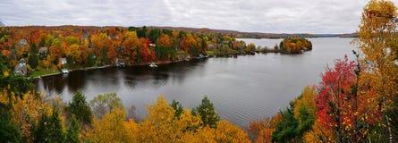 Lago autumn immagine stock libera da diritti
