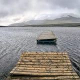 Lago Auva Foto de archivo libre de regalías