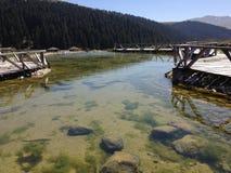Lago Aydere Immagine Stock