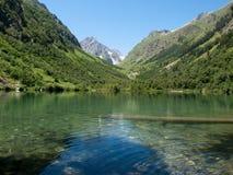 Lago Badukskoe Foto de Stock Royalty Free