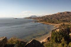 Lago Bafa Fotos de archivo libres de regalías