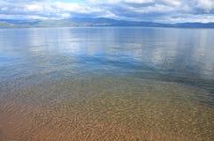 Lago Baikal Fotografia de Stock Royalty Free