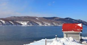 Lago Baikal Fotografia Stock Libera da Diritti
