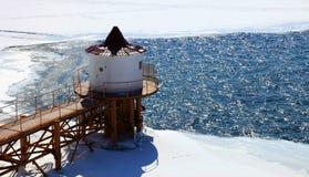 Lago Baikal Immagini Stock