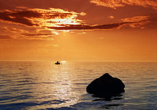 Lago Baikal Imagem de Stock