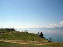 Lago Baikal Imágenes de archivo libres de regalías