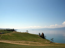 Lago Baikal Imagens de Stock Royalty Free