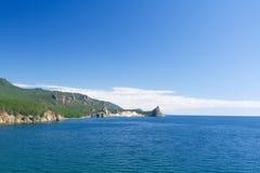 Lago Baikal Foto de Stock Royalty Free