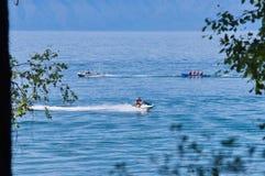 Lago Baikal Foto de archivo libre de regalías