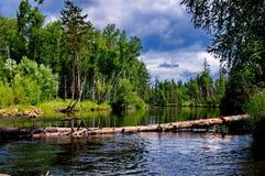 Lago Baikal Fotos de archivo