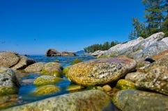 Lago Baikal Fotografía de archivo libre de regalías