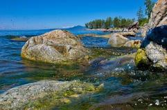Lago Baikal Imagen de archivo libre de regalías