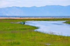 Lago Baikal Imagenes de archivo
