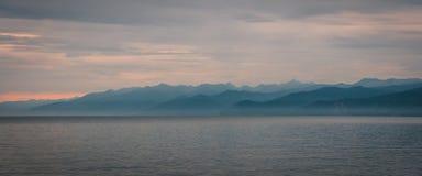 Lago Baikal, Rússia Fotos de Stock Royalty Free