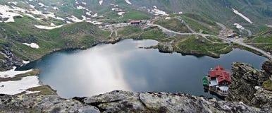 Lago Balea Imagen de archivo libre de regalías