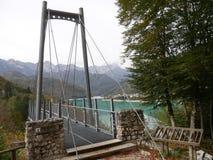 Lago Barcis Fotos de archivo