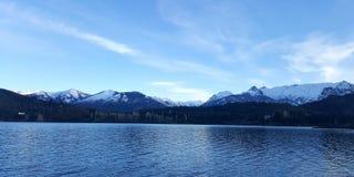 Lago Bariloche Imagen de archivo libre de regalías