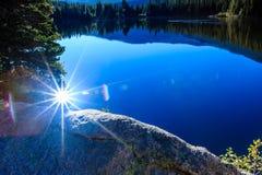 Lago bear Imagenes de archivo