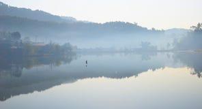 Lago beauty Imagen de archivo libre de regalías
