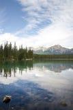 Lago Beauvert imágenes de archivo libres de regalías