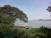 Lago Bech Tana Fotografia Stock