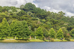 Lago Bernardo del sao immagine stock