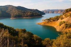 Lago Berryessa fotografía de archivo libre de regalías