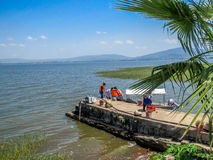 Lago Beutyful Immagine Stock Libera da Diritti