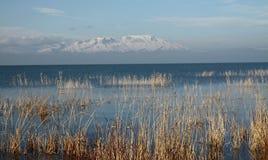 Lago Beysehir Fotografia Stock Libera da Diritti