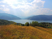 Lago Bicaz Foto de Stock