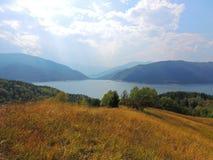 Lago Bicaz Fotografia de Stock Royalty Free