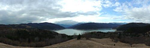 Lago Bicaz Imagem de Stock