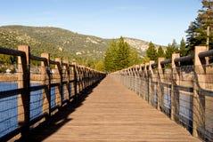 Lago big Bear Fotos de archivo libres de regalías