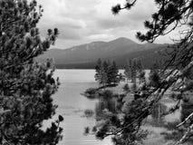 Lago big Bear Foto de archivo