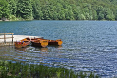 Lago Biograd Fotografia Stock