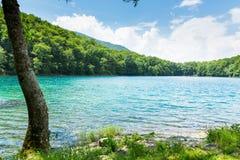 Lago Biograd, Montenegro fotos de archivo