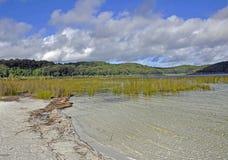 Lago Birrabeen Immagine Stock