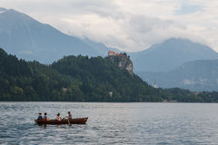 Lago blade Imagen de archivo