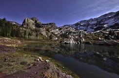 Lago Blanchet nell'Utah Fotografia Stock Libera da Diritti