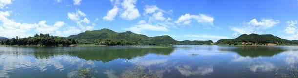 Lago blanco del este Imagen de archivo libre de regalías