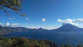 Lago blu immagine stock libera da diritti