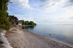 Lago Bodensee Fotografie Stock Libere da Diritti