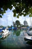 Lago Bodensee Fotografia Stock