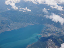 Lago Bodensee Fotografie Stock