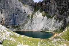 Lago Boe Fotografía de archivo