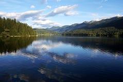 Lago Bohinj Imagem de Stock