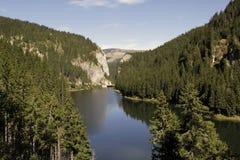 Lago Bolboci mountain Fotos de archivo